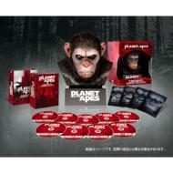 猿の惑星 ブルーレイ・コレクション<ウォーリアー・シーザー・ヘッド付>〔700セット数量限定生産〕