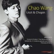 リスト:ピアノ・ソナタ、ショパン:夜想曲集、アンダンテ・スピアナートと華麗な大ポロネーズ、他 ワン・チャオ