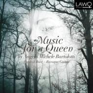 Music For A Queen: Fredrik Bock(G)
