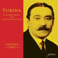 ピアノと弦楽のための室内楽作品集 リンカーン三重奏団、ペデルツォル、小笹文音、他(2CD)