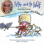 プロコフィエフ:ピーターと狼、プーランク:小象ババールの物語、ブリテン:青少年のための管弦楽入門 ジョン・ランチベリー&メルボルン交響楽団、エヴァレッジ(語り)