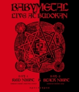 LIVE AT BUDOKAN 〜RED NIGHT & BLACK NIGHT APOCALYPSE 〜(Blu-ray)