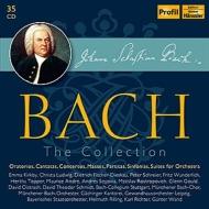 バッハ(1685-1750)/Bach The Collection: Rilling Karl Richter G.wand Rostropovich Kirkby Wunderlich Schre
