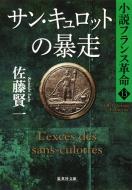 サン・キュロットの暴走 小説フランス革命 13 集英社文庫