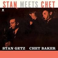 Stan Meets Chet (180グラム重量盤レコード/waxtime)