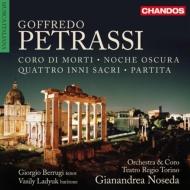 4つの聖歌、パルティータ、死者の合唱、闇夜 ノセダ&トリノ・レッジョ劇場管
