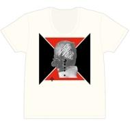 TシャツB(アイボリー : 或いはアナーキー )【S】/ BUCK-TICK TOUR 2014 metaform nights 〜或いはアナーキー〜