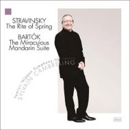 ストラヴィンスキー:『春の祭典』、バルトーク:組曲『中国の不思議な役人』 カンブルラン&読売日本交響楽団