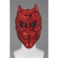 メタリックマスク・赤鬼