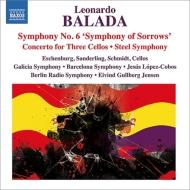 鋼鉄交響曲、悲しみの交響曲、ドイツ協奏曲 ロペス=コボス&バルセロナ響、ガリシア響、イェンセン&ベルリン放送響、エッシェンブルク、他