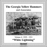 Georgia Yellow Hammers & Associates Vol 4: (1929-1931)