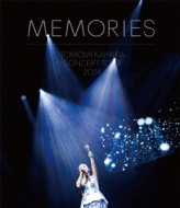 TOMOMI KAHARA CONCERT TOUR 2014 �`MEMORIES�`(Blu-ray)�y�������Ձz
