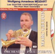 Horn Concerto, 1-4, : Geujon(Corno Da Caccia)Kuentz / Paul Kuentz O