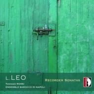 Recorder Sonatas: Tommaso Rossi(Rec)Ensemble Barocco Di Napoli