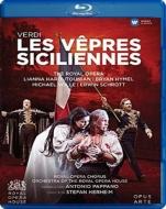 I Vespri Siciliani (French): Herheim, Pappano / Royal Opera House, Haroutounian, Hymel, Schrott, Volle, etc (2013 Stereo)