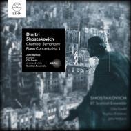 Chamber Symphony Op, 110a, Piano Concerto, 1, : Scottish Ensemble Wallace(Tp)Rahman(P)