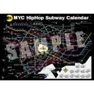 Mynority Classics/Hip Hop Subway Calendar