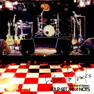 FOLLOW THE TRACKS ‐The Best of 10years‐ (+DVD)【初回限定盤】