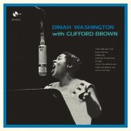 Dinah Washington With Clifford Brown (180グラム重量盤)