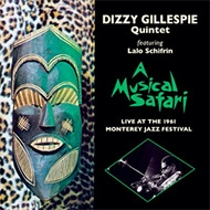 Musical Safari: 1961 Monterey Jazz Festival