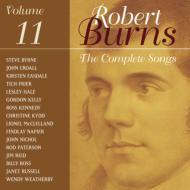 Complete Songs Of Robert Burns Vol 11