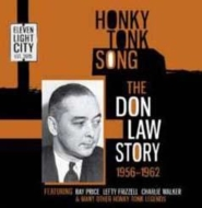 Honky Tonk Song -The Don Law Story 1956-1962