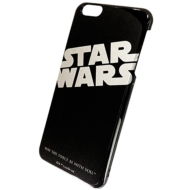 スター・ウォーズ iPhone6  Plus対応シェルジャケット ロゴ