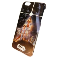 スター・ウォーズ iPhone6  Plus対応シェルジャケット ポスター