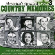 25 Country Memories Vol.3