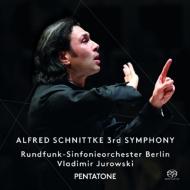 交響曲第3番 ユロフスキー&ベルリン放送交響楽団