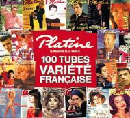 Platine: 100 Tubes Variete Francaise