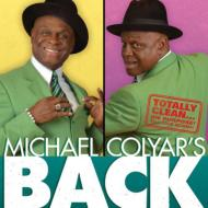 Michael Colyar's Back