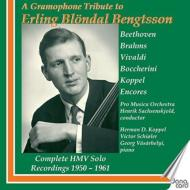 A Gramophone Tribute To Erling Blondal Bengtsson Bengtsson