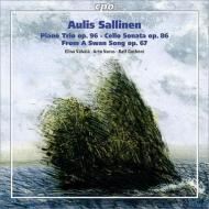 チェロ・ソナタ、ピアノ三重奏曲、白鳥の歌から ノラス、ヴァハラ、ゴトーニ