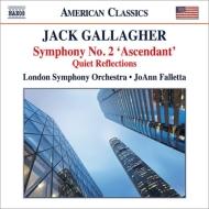 交響曲第2番『上昇』、静かな反射 ファレッタ&ロンドン交響楽団
