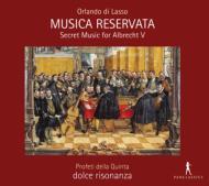 Musica Reservata-secret Music For Albrecht 5: Wieninger / Profeti Della Quinta Dolce Risonanza