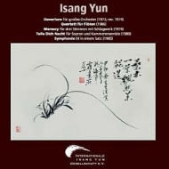 Sym, 3, Overture, Etc: Zender / Chung Myung-whun / Saarbrucken Rso Etc