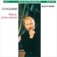 鍵盤楽器のための作品集 スコット・ロス(クラヴサン、オルガン)(2CD)