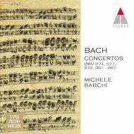 様々な作曲家からの編曲による協奏曲集 ミケーレ・バルキ(チェンバロ)