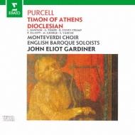 パーセル(1659-1695)/Timon Of Athens Dioclesian: Gardiner / Ebs Monteverdi Cho