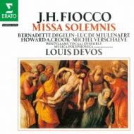 ミサ・ソレムニス、第2の哀歌 デヴォー&ムジカ・ポリフォニカ、西フランドル声楽アンサンブル