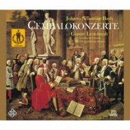 チェンバロ協奏曲集 レオンハルト、レオンハルト・コンソート(3CD)
