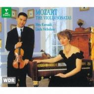 Violin Sonatas : Hiro Kurosaki(Vn)Nicholson(Fp)(4CD)