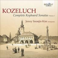鍵盤楽器のためのソナタ集第1集 キム・ジェニー・ソジン(フォルテピアノ)(2CD)