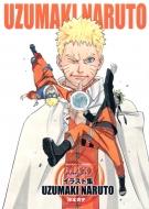 NARUTO -ナルト-イラスト集 UZUMAKI NARUTO ジャンプコミクックス