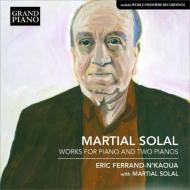 アナトライへの旅、11のエチュード、ジャズ・プレリュード、2台ピアノのためのバラード、他 フェラン=エンカワ、ソラール