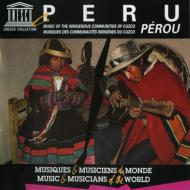 Peru-music Of The Indigenous Communities Of