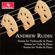 Violin Sonata, Viola Sonata, Cello Sonata: Cuckson(Vn)Deubner(Va)Magill(Vc)Etc