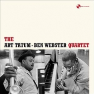 Art Tatum -Ben Webster Quartet