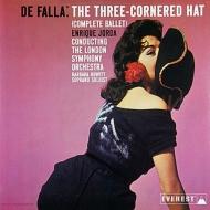 『三角帽子』 ホルダ&ロンドン交響楽団